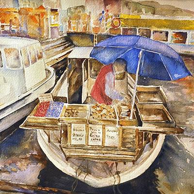 The Boat Merchant